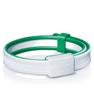 Bracelet anti moustique Blanc et vert dès 30 mois Mousticare