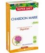 Chardon Marie Digestion 20 ampoules de Super Diet