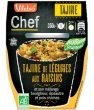 Chef Tajine Epeautre Boulghour Pois Chiches Vitabio