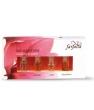 Coffret rose miniature parfums femme Farfalla