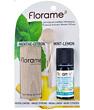 Diffuseur d'arôme provençal+ HE Menthe Citron bio Florame