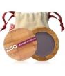 Fard à Paupières 205 Mat Violet Sombre Zao