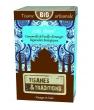 Jolis Rêves... Boite en bois (Camomille Feuille d'Oranger bigaradier) 30 Tisanes Et Traditions
