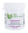 Lipomanan 60 gélules végétales Lipases spécifiques Bio Sante Senior