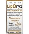 Liporyz Huile de Son de Riz 200 capsules LT Lt Labo