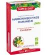 Marronnier d'Inde Hamamélis Bio 20 ampoules de 15ml soit Super Diet