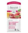 Masque anti rides Cranberry bio et Huile d'Argan bio Lavera