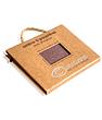 Ombre à paupières n°053 brun rouge nacré Couleur Caramel