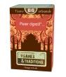 Plaisir Digestif... Boite en bois (Chicorée Anis Fenouil) 30 Tisanes Et Traditions
