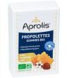 Propolettes Bio Manuka gommes goût miel à partir de 6 ans Aprolis