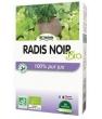 Radis Noir Bio 20 ampoules de Biotechnie