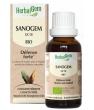 Sanogem bio Flacon compte gouttes Herbalgem Gemmobase