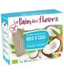 Tartines craquantes à la noix de Coco Le Pain Des Fleurs
