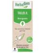 Tilleul bio Flacon compte gouttes Herbalgem Gemmobase