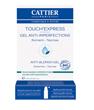 Touch'Express concentré Actif gel anti imperfections Cattier