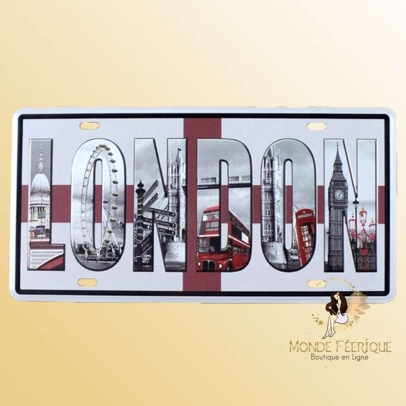 plaque decoration murale london