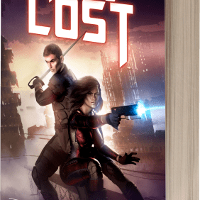 Tyche's Lost 3D Cover