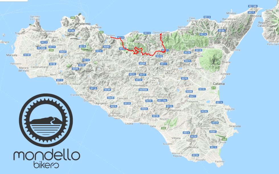 Cicloturismo Madonie Challenge Mondello Bikers