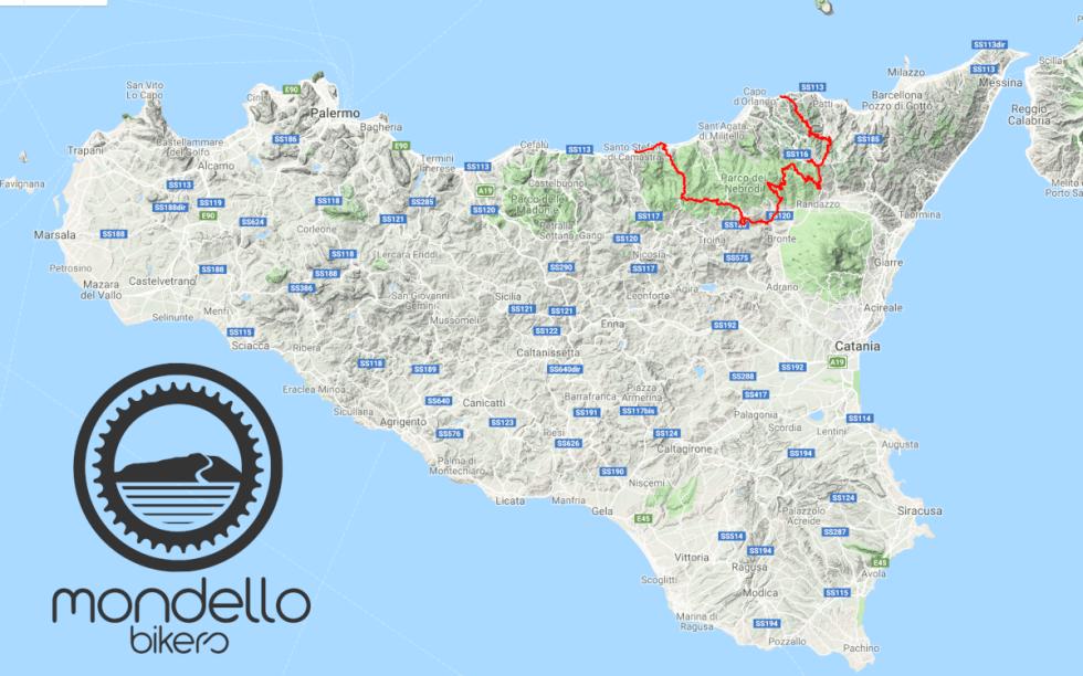Cicloturismo Dorsale Dei Nebrodi Mondello Bikers