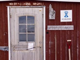 STF-Hütte in Unna Alpakas