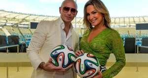 Claudia Leitte, Pitbull et Jennifer Lopez interpréteront la chanson officielle du Mondial 2014