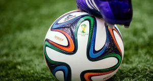 Le ballon officiel de la coupe du monde 2014