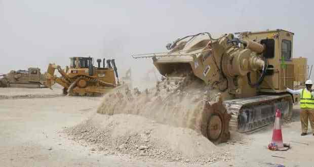 debut-construction-premier-stade-qatar-coupe-du-monde-2022