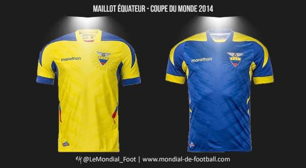 maillots-equateur-coupe-du-monde