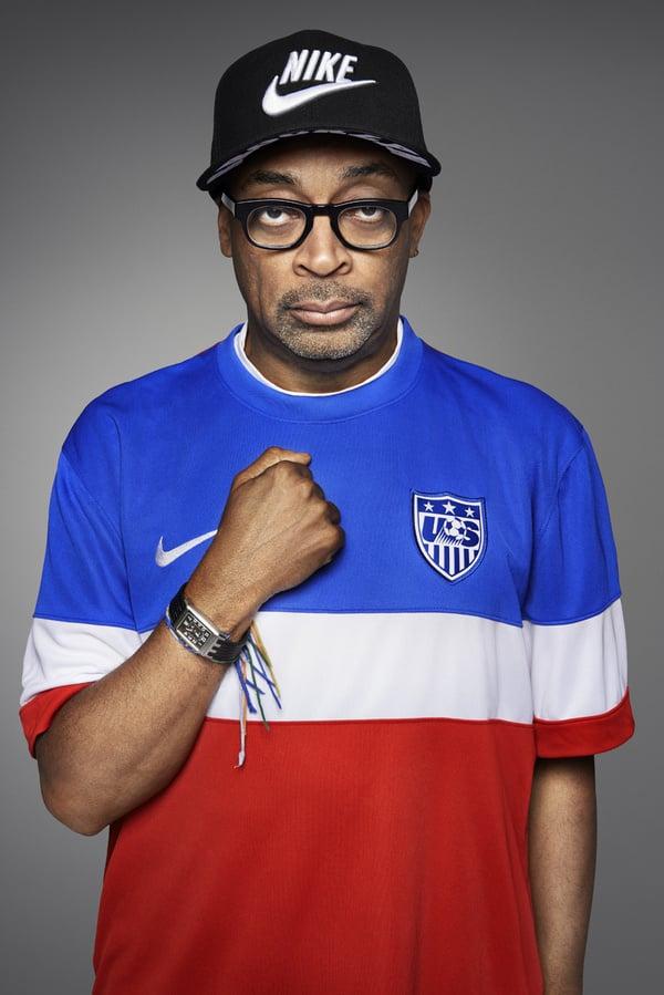 Nike, l'un des sponsors officiels des USA  pour la coupe du monde 2014