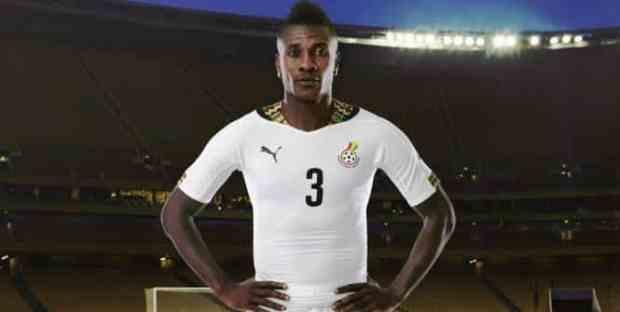 Puma, l'un des sponsors officiels du Ghana pour la coupe du monde 2014