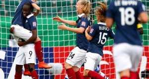 equipe-france-feminine-U20-quarts-finale