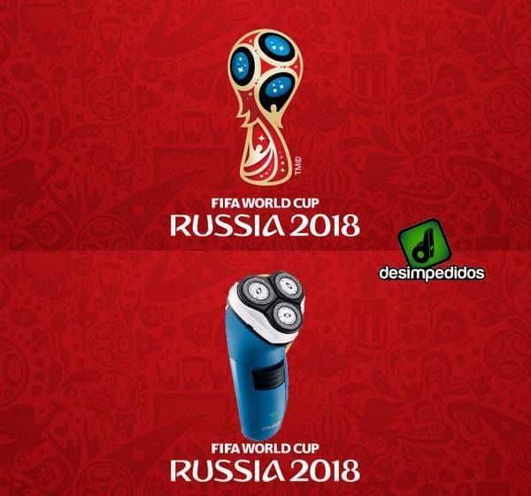 Détournements Du Logo De La Coupe Du Monde 2018