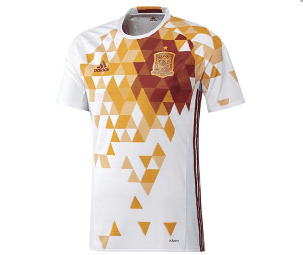 maillot-espagne-euro2016-exterieur