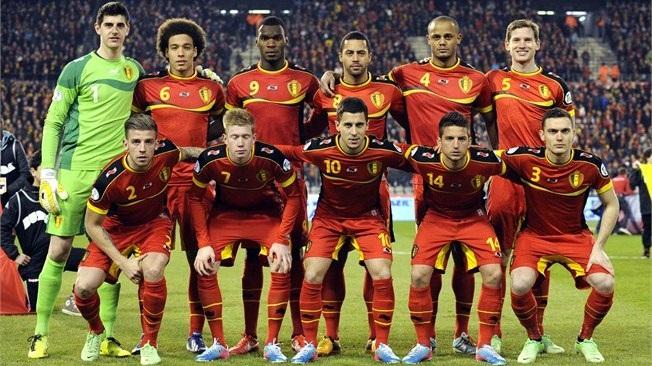 Belgio – Mondiali Brasile 2014