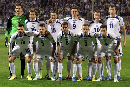 Bosnia Erzegovina – Mondiali Brasile 2014