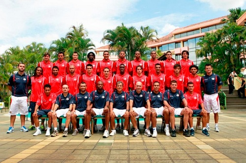 Costa Rica ai mondiali brasile 2014