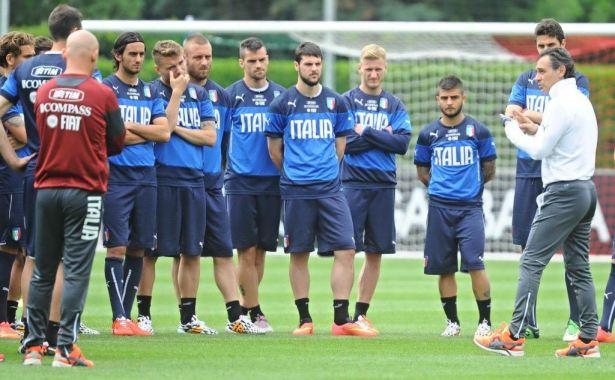 Italia: tutto pronto per la sfida con l'Irlanda