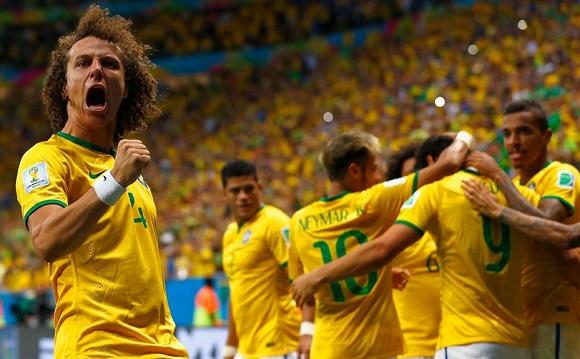 Brasile Camerun