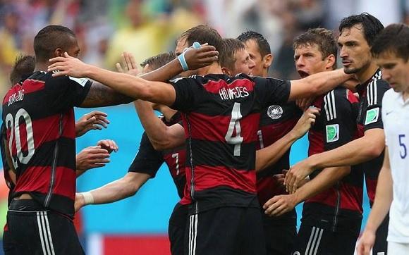 Usa-Germania 0-1, entrambe agli ottavi di finale