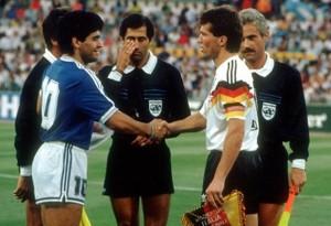 Argentina Germania 1990