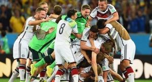 Germania campione