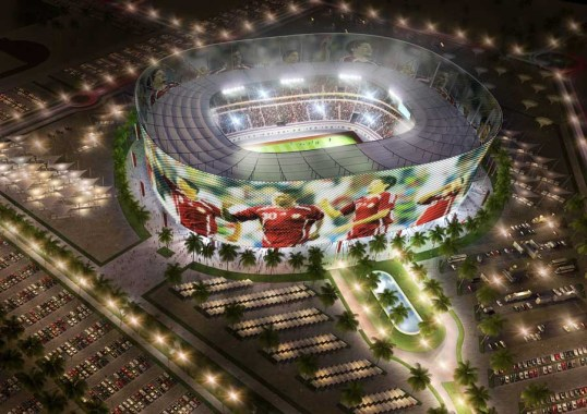 Qatar 2022: svelato l'Al Rayyan Stadium