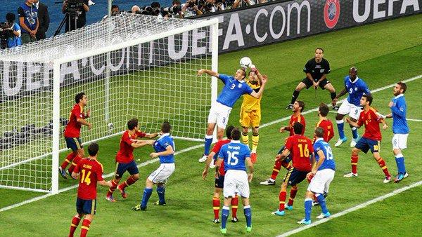 Italia-Spagna Ottavi Euro 2016: azzurri contro i campioni in carica
