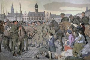 Le 11 novembre, 1918, il y a plus de100 ans…