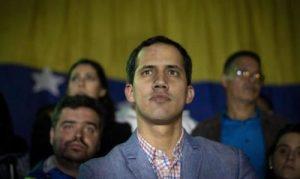 Mais où est donc Juan Guaido?