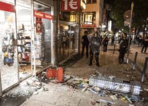 Stuttgart: «C'est la guerre»