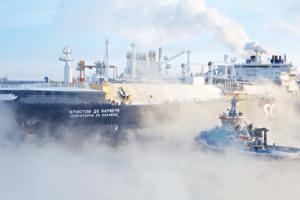 La route maritime arctique du Nord: La Russie effectue une livraison record de gaz naturel liquéfié (GNL) à la Chine