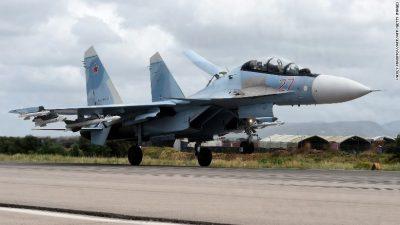 Syrie: la Russie défie les USA à la porte du Levant