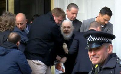 La nouvelle inculpation de Julian Assange aux États-Unis n'a pas été signifiée aux tribunaux britanniques