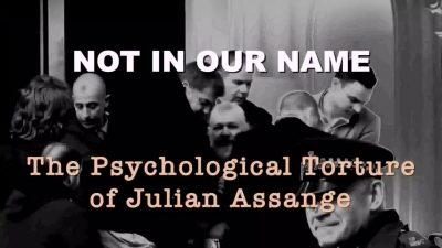 Un documentaire en ligne révèle la torture psychologique infligée à Julian Assange